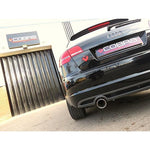 Audi A3 (8P) 2.0 TDI 2WD (2008-12) (5 Door) Single Tip Cat Back Performance Exhaust