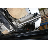 "Ford Fiesta (Mk7) ST 180/200 Venom (3"") Cat Back Performance Exhaust"