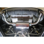 Mazda MX-5 (NC) Mk3 Louder Race Type Rear Performance Exhaust