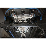 Ford Focus RS (MK3) Venom Turbo Back Performance Exhaust