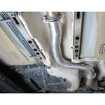 Ford Focus ST 225 (Mk2) Venom Cat Back Race Tube Performance Exhaust