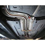 Seat Ibiza FR 1.4 TSI (10-14) Cat Back Performance Exhaust