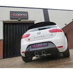 Seat Leon Cupra R Mk2 1P 2.0 T FSI (10-12) Cat Back Performance Exhaust