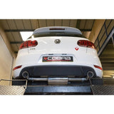 VW Golf GTD (Mk6) 2.0 TDI (5K) (09-13) GTI Style Cat Back Performance Exhaust