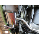 VW Golf GT (MK5) 2.0 TDI 140PS (1K) (04-09) Cat Back Performance Exhaust