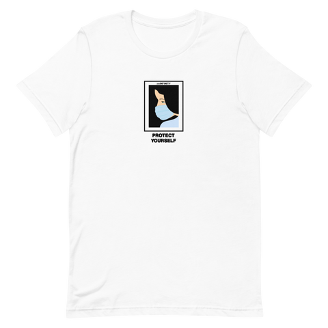 "T-Shirt - ""PY"" - White"