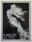 LA dolce Vita Silk Screen Print by Alien Corset - 2011 - Original