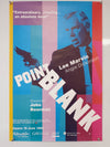 Point Blank Posters - Set of 2 - 1998 - Original BFI