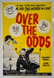 Over The Odds - 1961 - Original Poster
