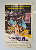 The Devils Widow - 1972 - Original Poster