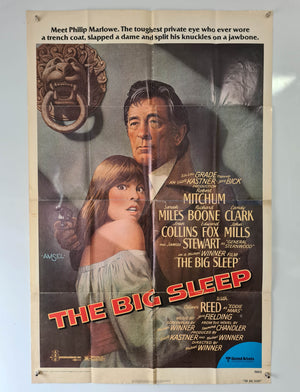 The Big Sleep - 1978 - Original Poster