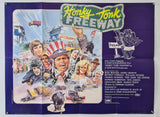 Honky Tonk Freeway - 1981 - Original Poster