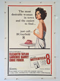 BUtterfield 8 - Linen Backed - 1960 - Original Poster