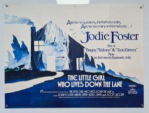 The Little Girl Who Lives Down The Lane - 1976 - Original