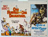 101 Dalmatians / Ride a Wild Pony - 1961 - Original