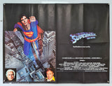 Superman - 1978 - Original UK Quad