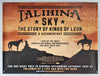 Talihina Sky: The Story of Kings of Leon: A Documentary - 2011 - Original UK Quad