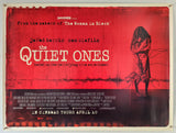 The Quiet Ones - 2014 - Original UK Quad