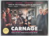 Carnage - 2011 - Original UK Quad