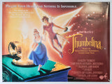 Thumbelina - 1994 - Original UK Quad