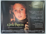 A Little Princess - 1995 - Original UK Quad