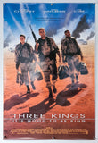 Three Kings - 1999 - Original One Sheet Poster
