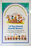 A Boy Named Charlie Brown - 1970 - Original US One Sheet