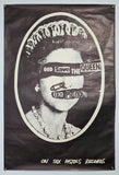 Sex Pistols - God Save The Queen - 1977 - Original French Poster
