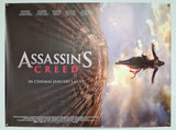 Assassins Creed - 2016 - Original UK Quad