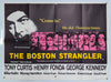 The Boston Strangler - 1968 - Original UK Quad