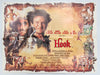 Hook - 1991 - Original UK Quad