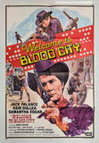 Welcome to Blood City - 1977 - Original English One sheet