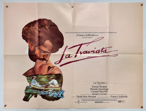 La Traviata - 1983 - Original UK Quad
