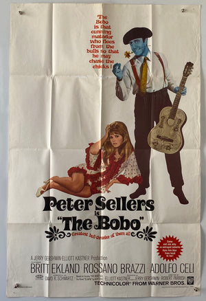 The Bobo - 1967 - Original US One Sheet
