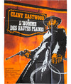 L'Homme Des Hautes Plaines - High Plains Drifter - 1973 - Original French Grande Poster