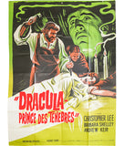 Dracula Prince of Darkness - 1966 - Original French Grande Poster