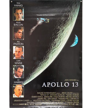 Apollo 13 - 1995 - Original English 1 Sheet