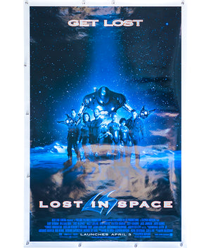 Lost In Space - 1998 - US One Sheet - Original Poster