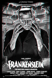 Frankenstein - 3D - Universal Monsters - Artist Proof - Tom Walker - PRE-SALE