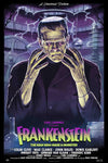 Frankenstein - Regular - Universal Monsters - Screenprint - Artist Proof - Tom Walker - PRE-SALE