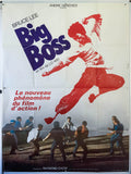 The Big Boss - Fists of Fury - 1973 - Original Poster