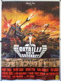 Battle of the Bulge - 1965 - Original Poster
