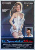 My Stepmother is an Alien - 1988 - Italian 2 Fogli