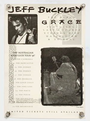 Jeff Buckley Flyer