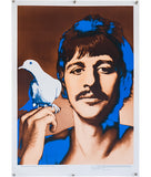 Beatles - Ringo Starr - Richard Avedon  - Linen Backed - 1967 - Original Prints