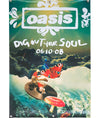 Oasis - Dig Out Your Soul - 2008 - Original Promo Poster