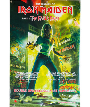 Iron Maiden - Part 1 The Early Days