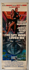 The Spy Who Loved Me - 1977 - Original US Insert