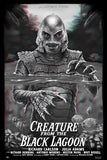 The Creature from the Black Lagoon - 3D - Universal Monsters - Artist Proof - Tom Walker - PRE-SALE