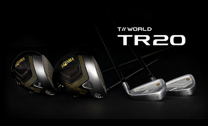 Honma TR20 Driver – Beautifully Crafted Performance Products